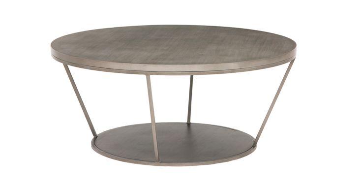 Blair round coffee table redford house furniture pinterest