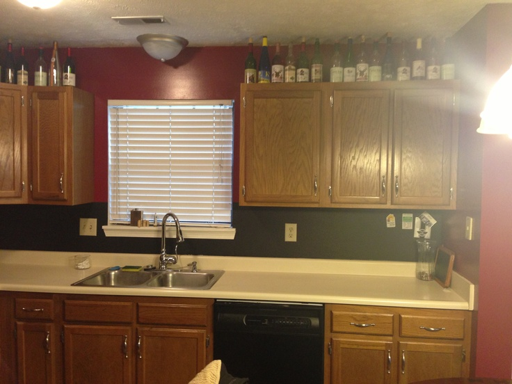 magnetic chalk board backsplash it is insane to me just how much this