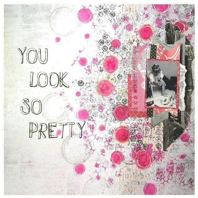 "LO ""You look so pretty"" 