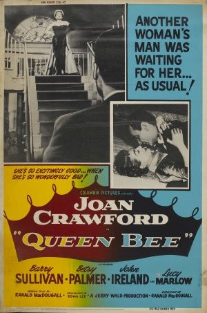 Queen Bee movie poster