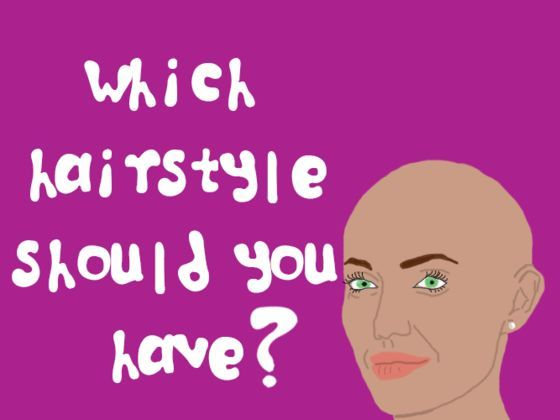 Which Hairstyle Should You Have? | * Quiz Cool - The Coolest Quizzes