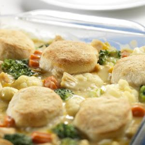 Homestyle Chicken & Biscuits | Cooking - Savory Pies and Pot Pies | P ...