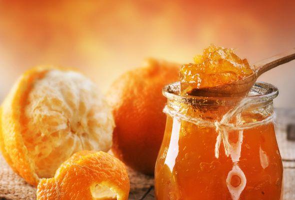 tangerine jam | Orange | Pinterest