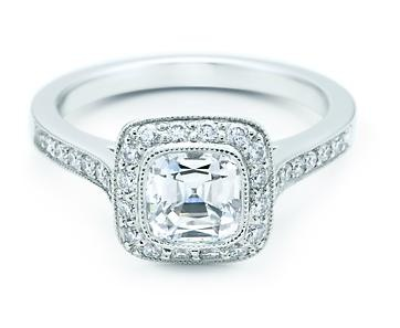 Tiffany Legacy Engagement Ring