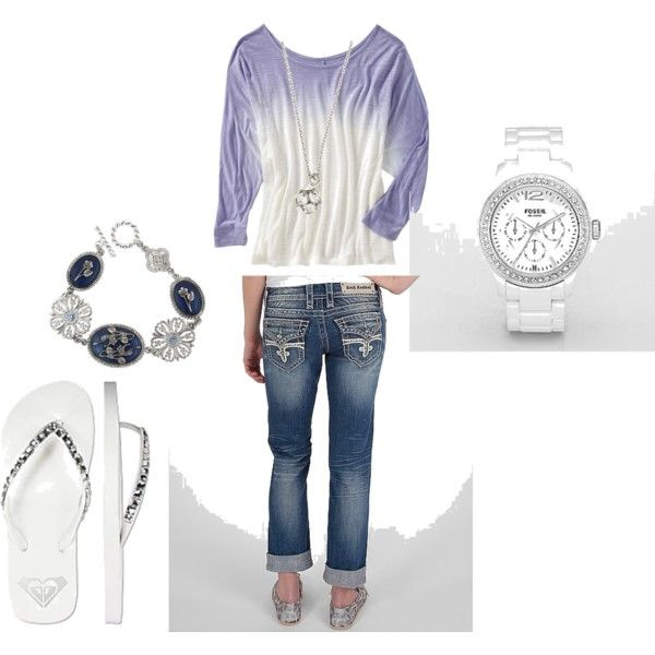 BLUES, created by traysteffes.polyvore.com