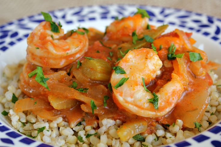 Channeling Contessa: New Orleans Style Shrimp
