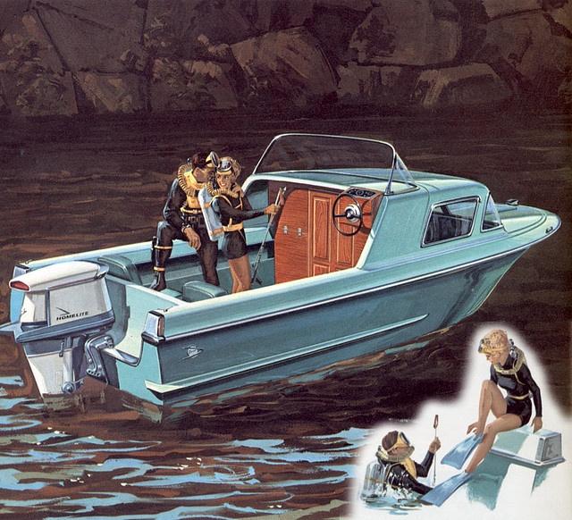 Vintage boat...