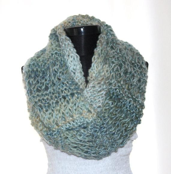 Knitting Knotty : Knit cowl knotty knitting pinterest