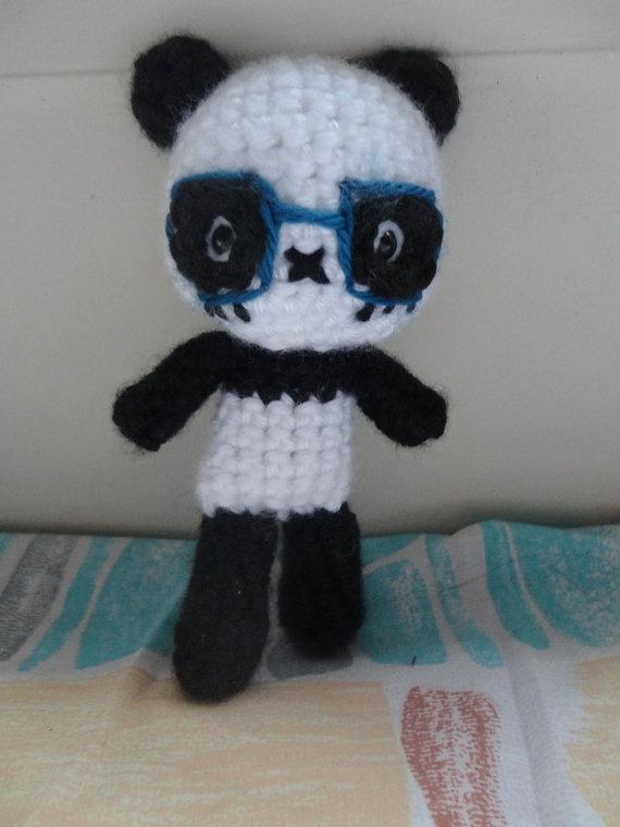 Kawaii Panda Amigurumi : Pin by Jasmin Wu on Amigurumi & Crochet Pinterest
