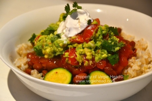 Mexican Rice Bowl | Cooking Recipes! | Pinterest