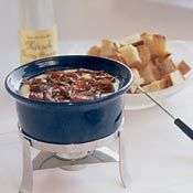 Brie and Caramelized Onion Fondue, Recipe from Cooking.com