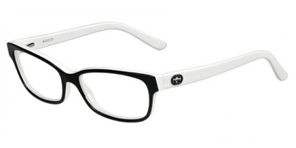Glasses Frame Black And White : Gucci black/white glasses frames Designer Specs Pinterest