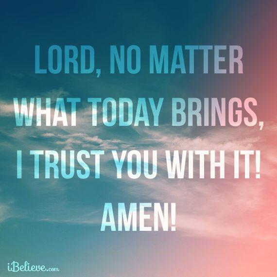 Short And Sweet Prayer