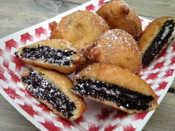Deep Fried Oreos Recipe! | Food | Pinterest