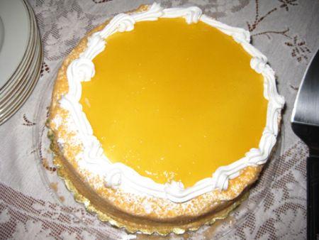 Lilikoi Chiffon Cake | Polynesian Recipes: Desserts / Sweets / Breads ...