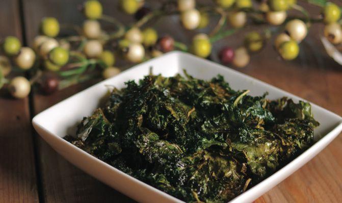 Kale Chips » DrAxe.com