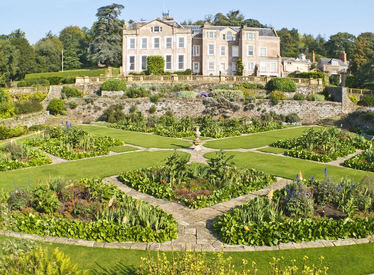Hestercombe Gardens Somerset Gardener Gertrude Jekyll Pinterest