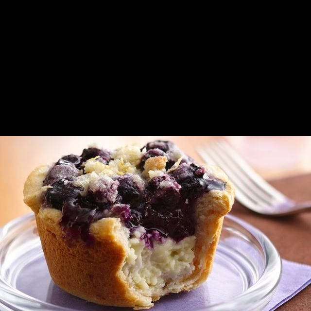 Blueberry Cream Mini Cheese Pie | And last but not least..... | Pinte ...