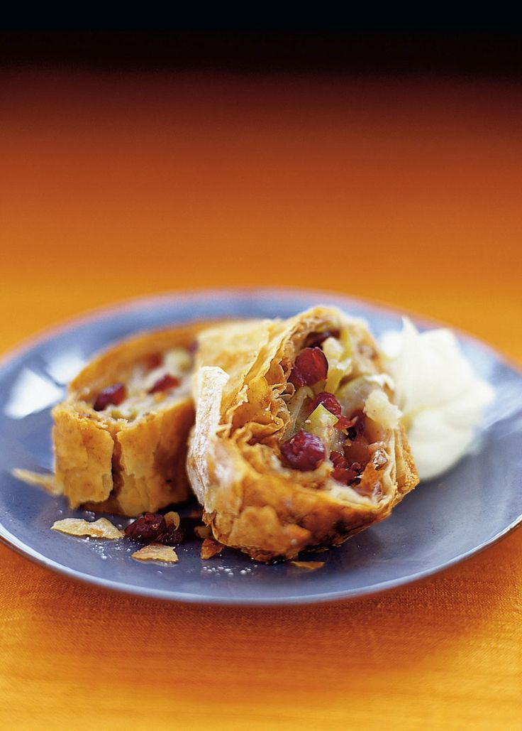 quick apple & pecan strudel with cinnamon | Jamie Oliver | Food ...