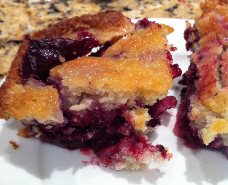 Blackberry Cobbler!!!! I will be making this tonight!!!!