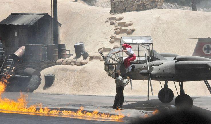 Indiana jones epic stunt spectacular disney s hollywood studios p