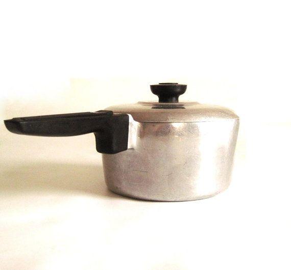 Wagner Ware Magnalite Cookware Saucepan 2 Qt 4682 0 Sydney