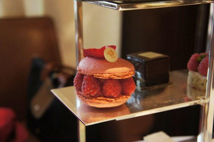 Tea at Le Royal Monceau | Paris Tea ...