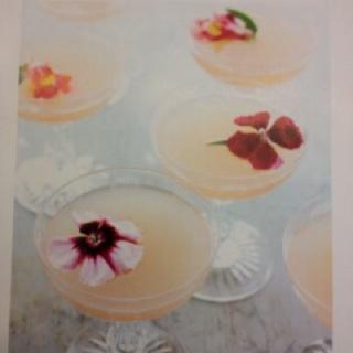 Lillet rosé spring cocktail Lillet rosé, a fortified-wine blend of ...
