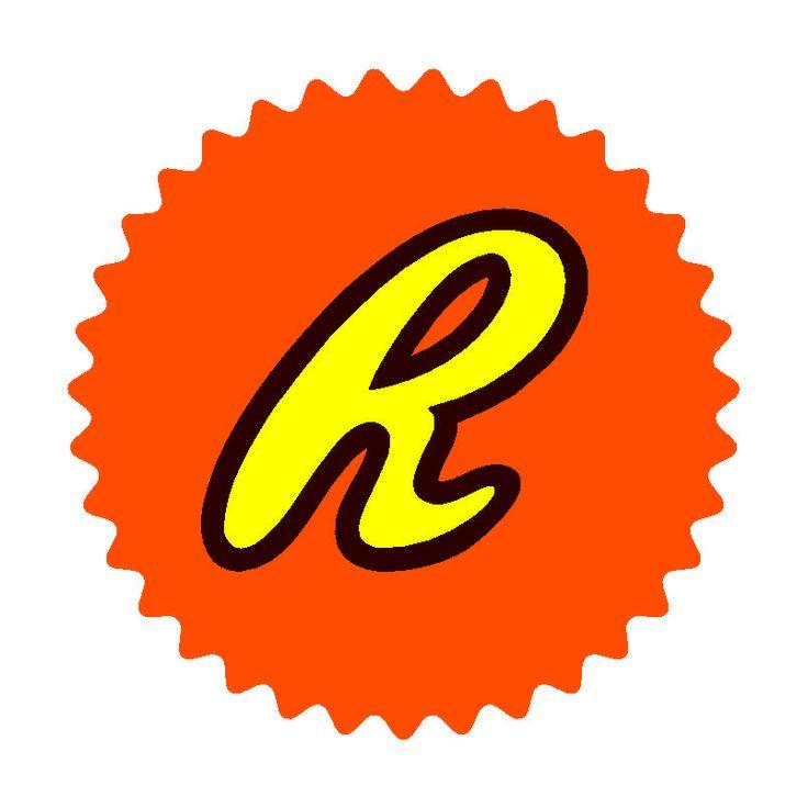 reeses 104 logo | RF Logo Ideas | Pinterest