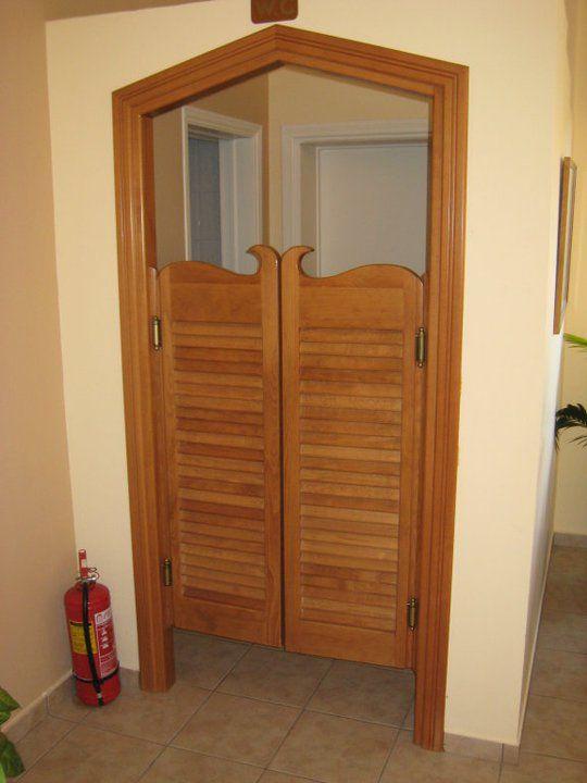24 - 36 Door Openings - Swinging Cafe Doors - Saloon Doors
