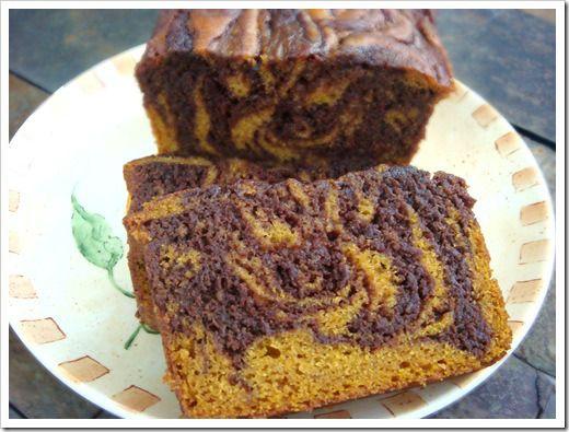 pumpkin nutella bread   Yummy Desserts   Pinterest