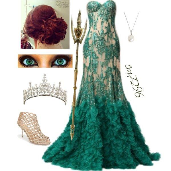 Daughter of Poseidon Percy Jackson Poseidon Costume