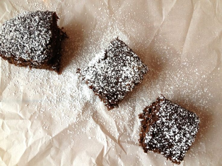 Black Sticky Gingerbread | recipes + desserts | Pinterest