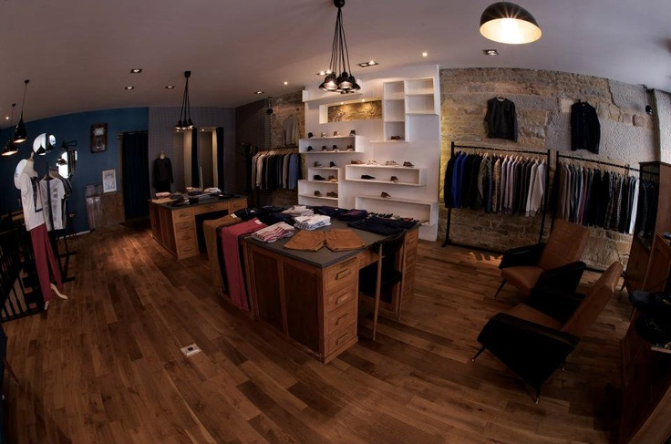 Heritage clothing store Clothes stores