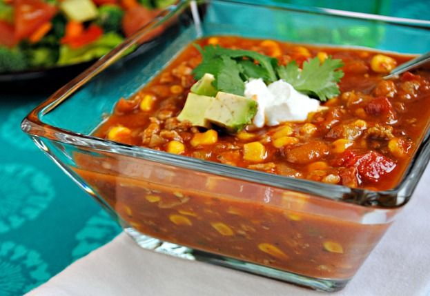 taco soup from @Suzanne | You MadeThat?