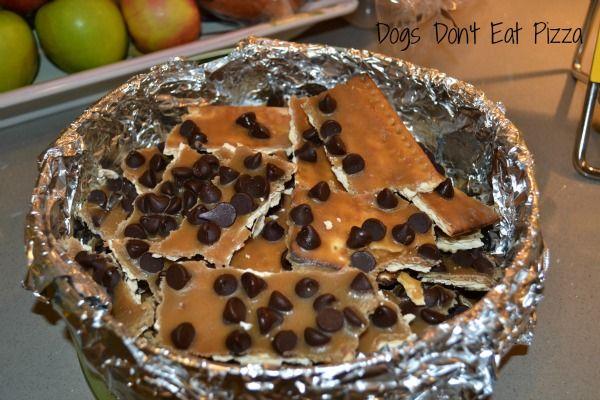 Matzo Crack(le) | Food! | Pinterest