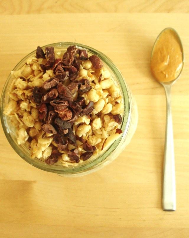 Overnight Oats | Breakfast Ideas | Pinterest