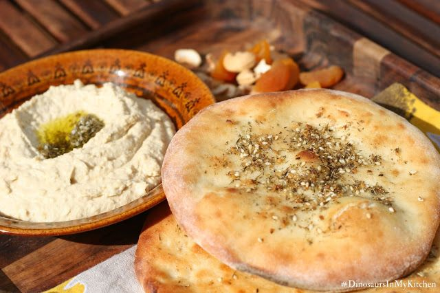 Lebanese Flat Bread Recipe submited images.