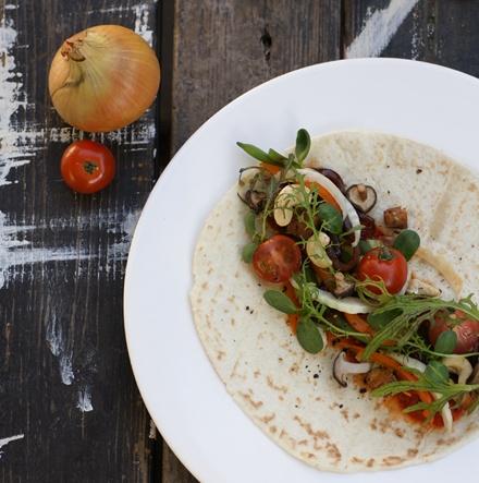 summer burrito | vegan nom nom | Pinterest