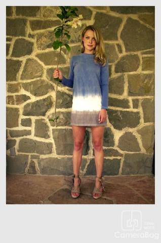 Essential ombre dress