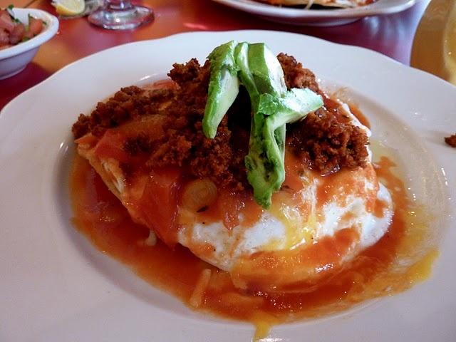 Huevos Ranchero con Chorizo | Breakfast | Pinterest