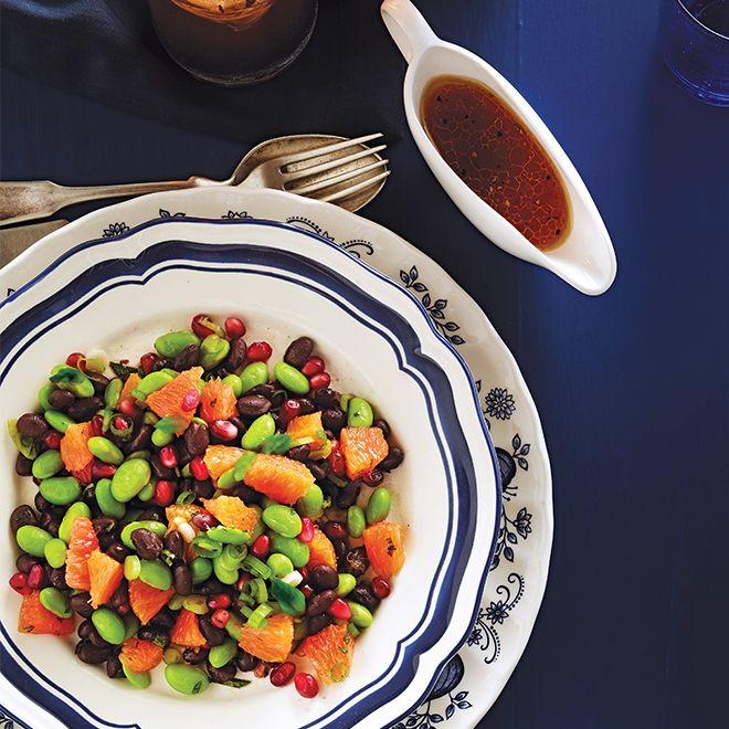 Ginger Jeweled Salad Recipes — Dishmaps