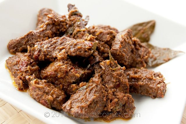 Glorious Beef Rendang Recipes — Dishmaps
