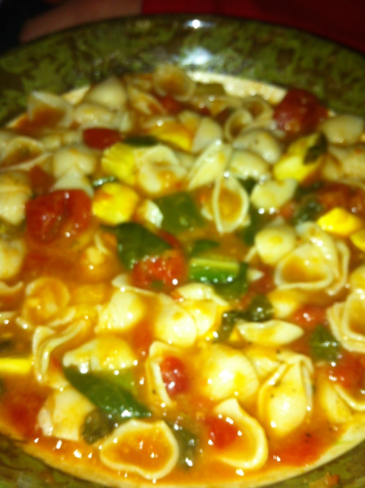 Crock Pot Minestrone Soup Recipe — Dishmaps