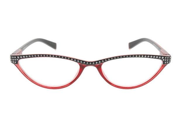 Cat Eye Frame Reading Glasses : Womens Reading Glasses Cat Eye Frame Retro Vintage Style