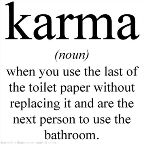 karma thesis papers Is this a good example of bad karma karma essays over 180,000 karma essays, karma term papers, karma research paper, book reports any opinions, findings, conclusions or recommendations expressed in this material are those of the authors and do not necessarily reflect the views of uk essays.