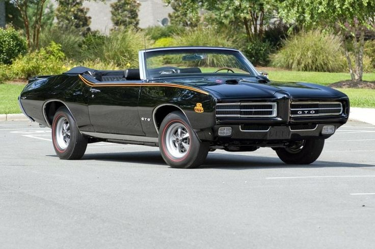 Mustang Z28 >> 69 GTO Judge | AMERICAN CLASSIC MUSCLE CARS! | Pinterest