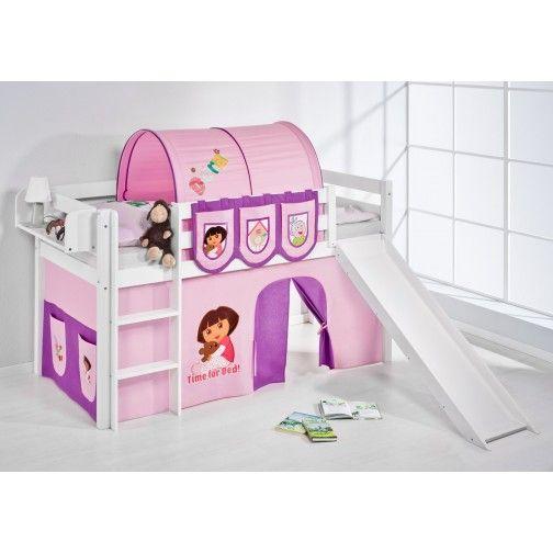 pin by lilokids kinderbetten kids beds onlineshop on. Black Bedroom Furniture Sets. Home Design Ideas