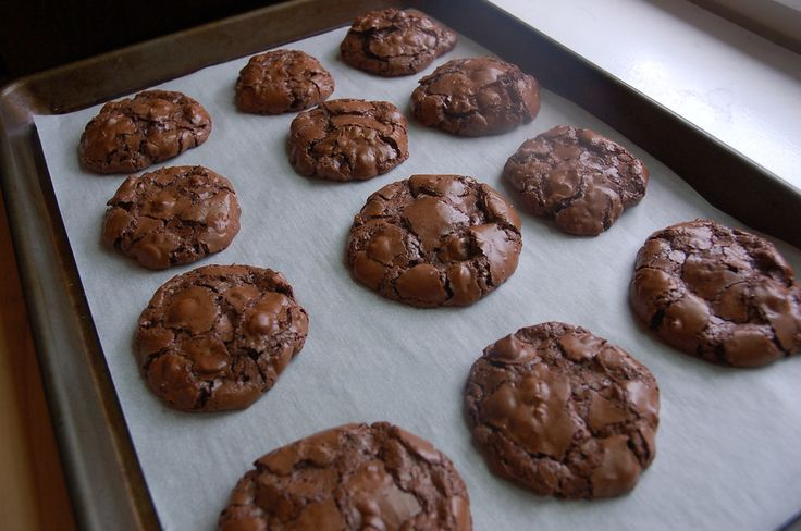 Flourless Chocolate Chip Cookies Mama Say What?! | Mama Say What?!