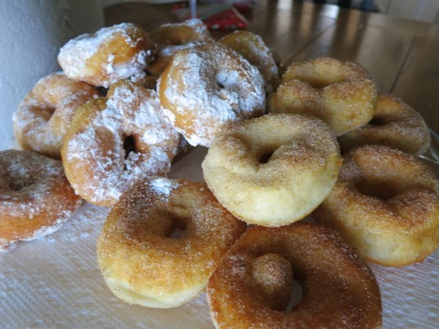 Easiest Donut Recipe Ever | Comfy in the Kitchen/Women Living Well